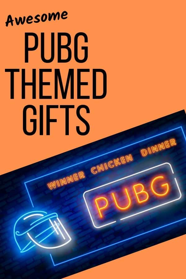 Awesome PUBG Themed Gifts