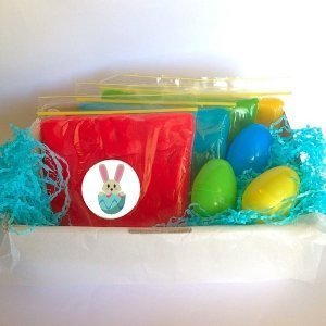Easter Playdough gift pack in box