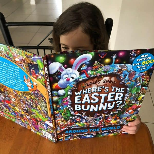 Easter alternatives to chocolate for kids - Easter books