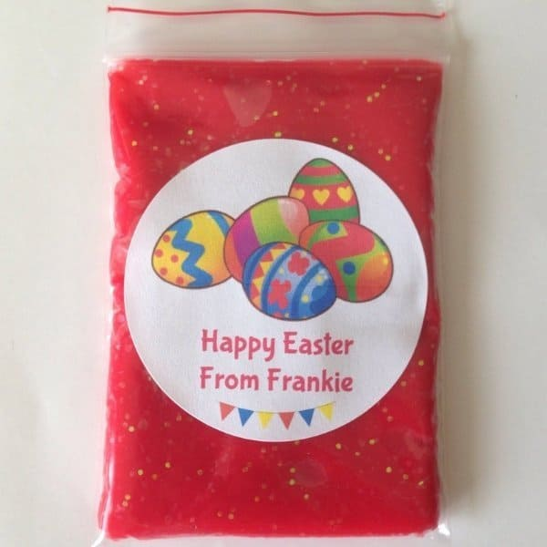 Easter Play Dough Pack Class Gift