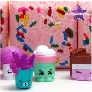 Shopkins Bath Bombs