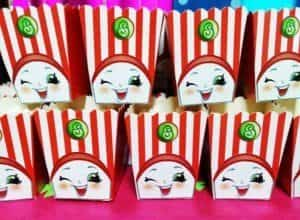 Shopkins Pop Corn Boxes