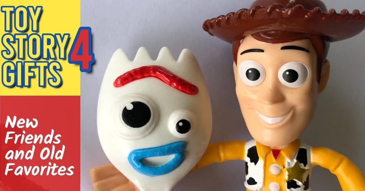 Toy Story 4 Gift Guide - New Toy Story characters friends and old favorites