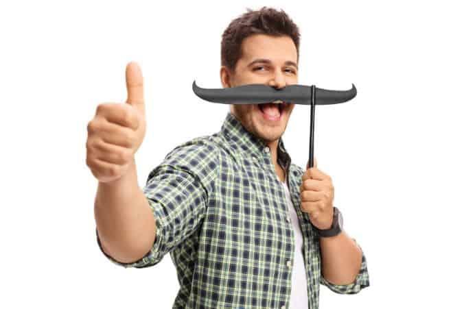 Movember - November Party Ideas