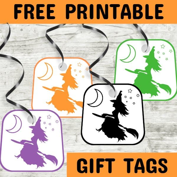 free printable halloween party tags