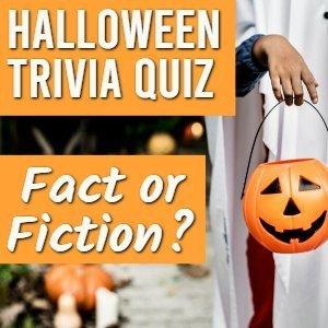 Halloween Trivia Quiz
