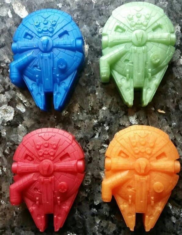 Star Wars Soap - Millenium Falcon