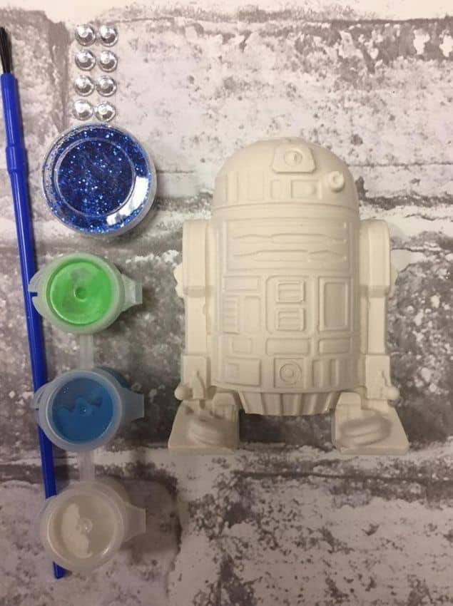 Star Wars Craft Kits