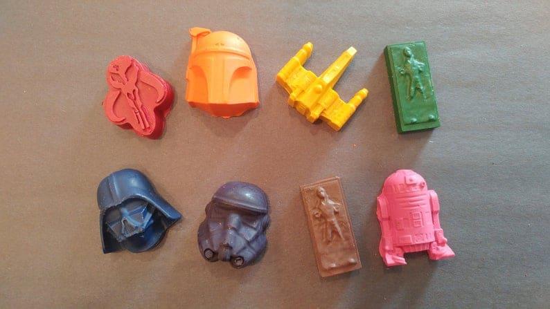 Star Wars Crayons