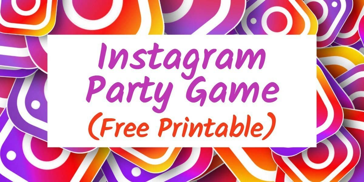 Instagram Party Games