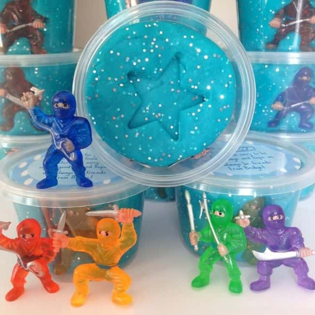 ninja play dough
