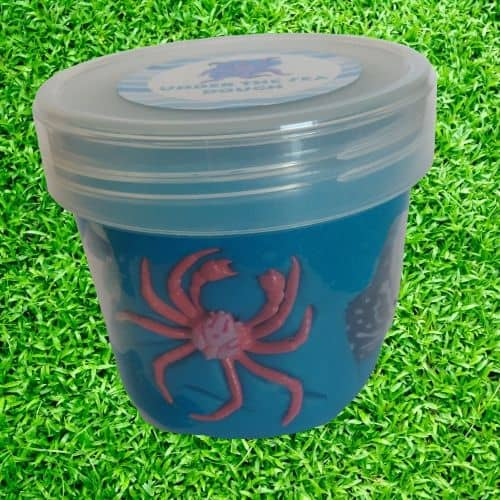 under the sea play dough gift ideas