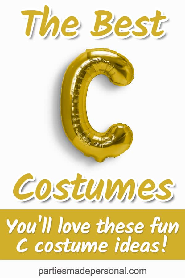 Costumes that start with C