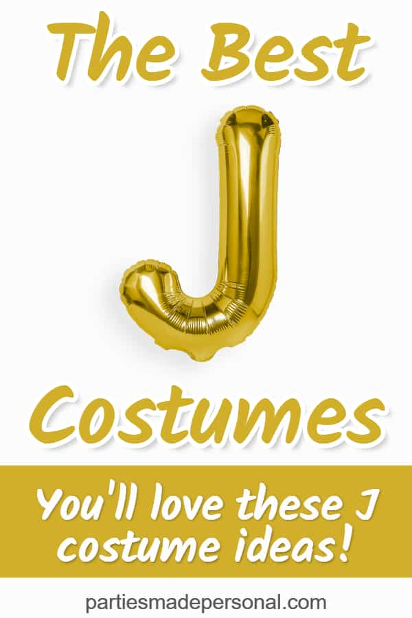 Costumes That Start with J
