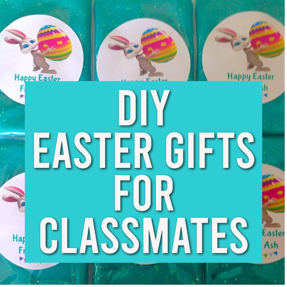 Easter Gifts for Classmates