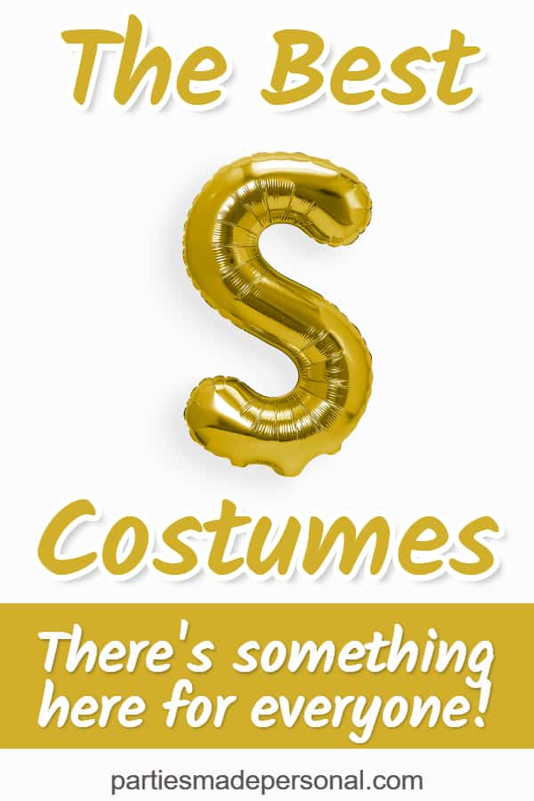 Costumes that start with S