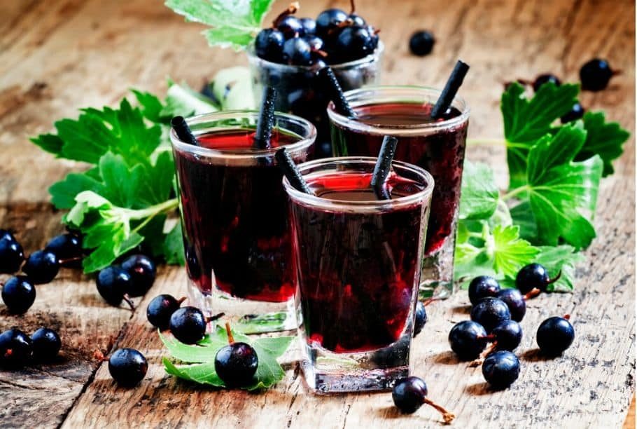 black party drinks