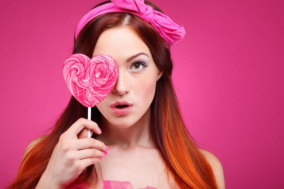 pink party theme ideas