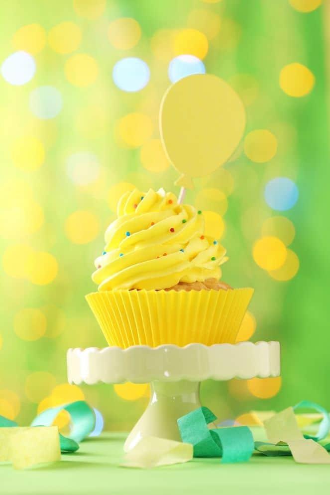 yellow theme party ideas