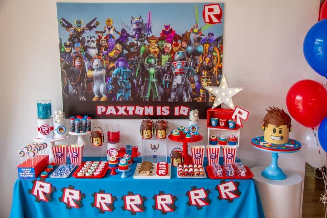 Best Ever Roblox Birthday Party (2021) Parties Made Personal
