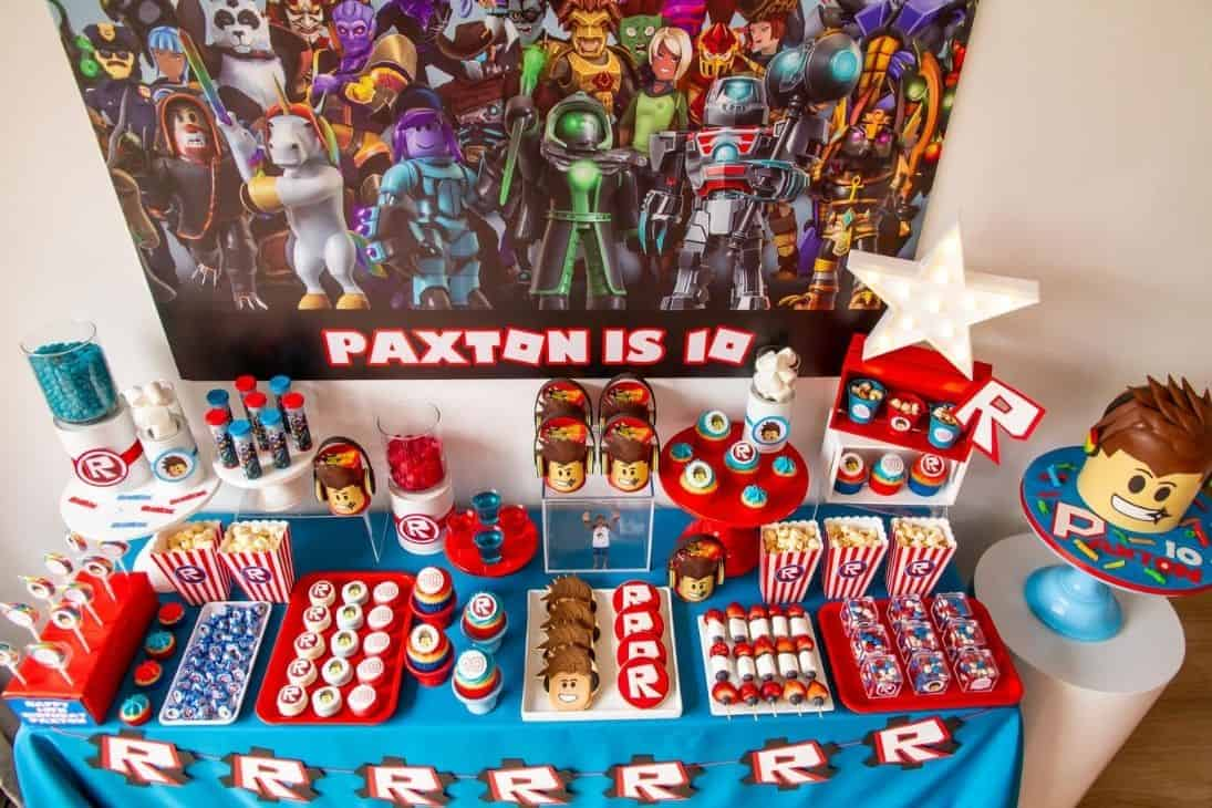 Roblox Birthday Partyroblox Decorationboy Roblox Roblox Goody Bagroblox Birthdayroblox Party Favorboy Party Favorparty Favorroblox Best Ever Roblox Birthday Party 2020 Parties Made Personal