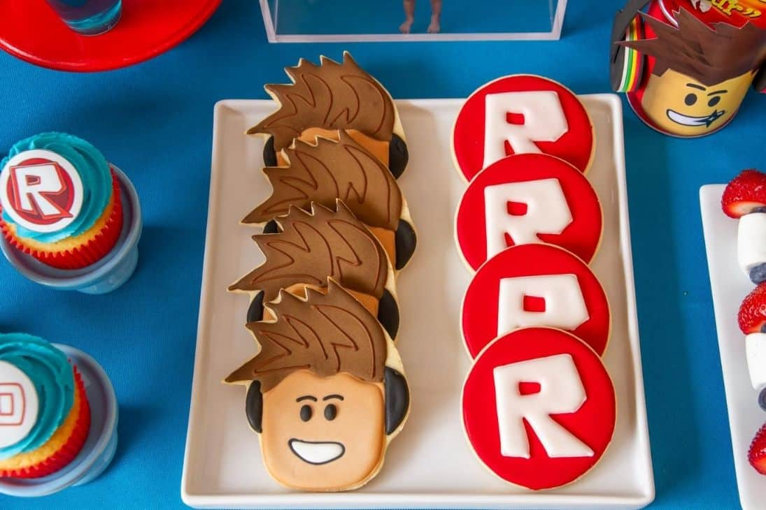 Roblox theme party