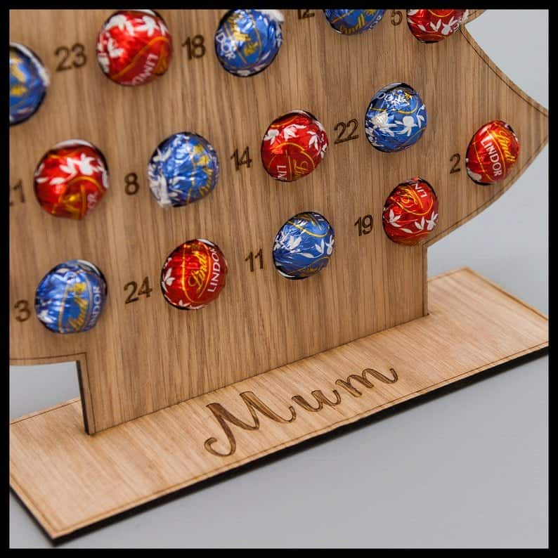 Lindt Advent Calendar