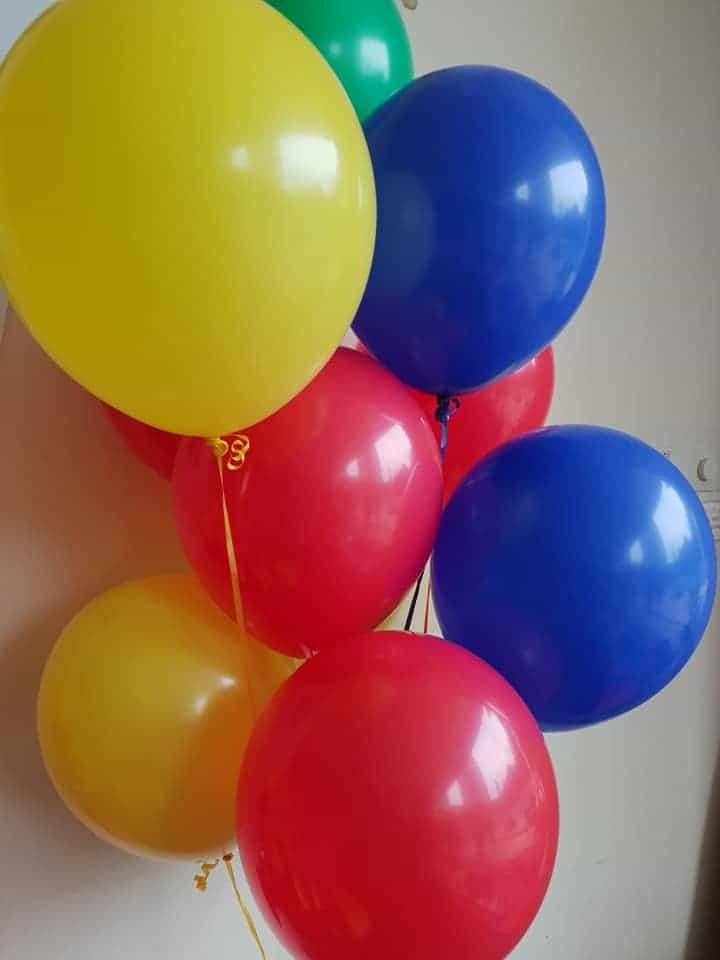 Lego balloons