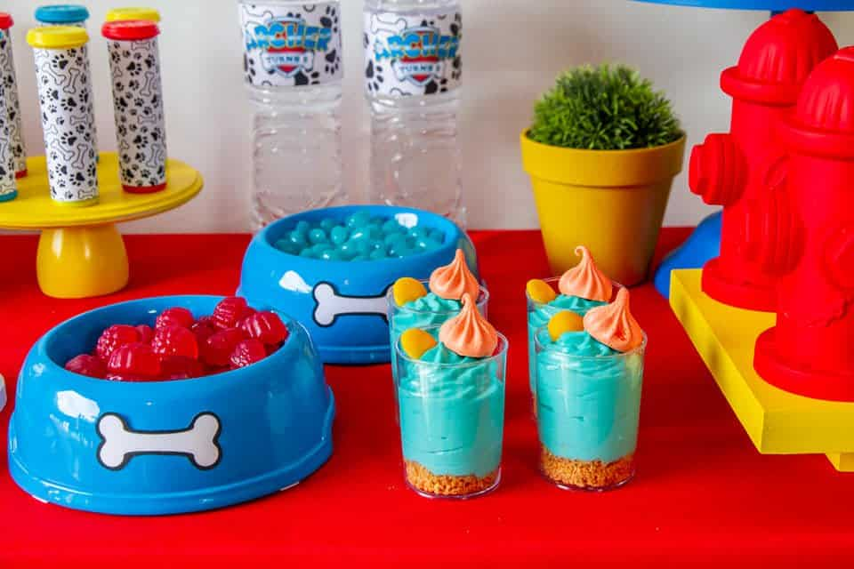 Paw Patrol party food ideas