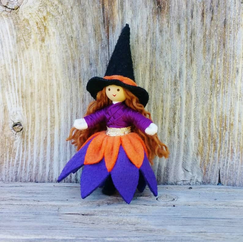 the switch witch doll