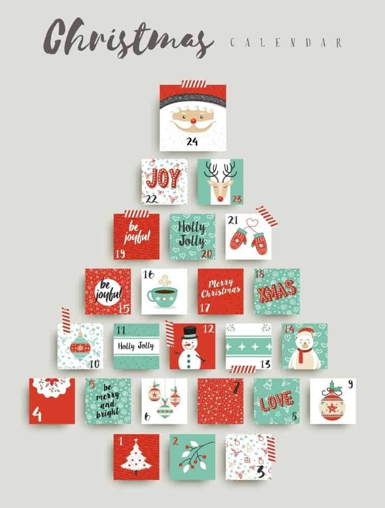 advent calendar for me