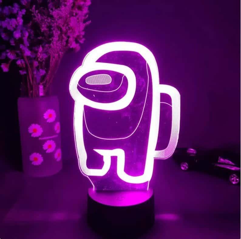 Among Us Lamp
