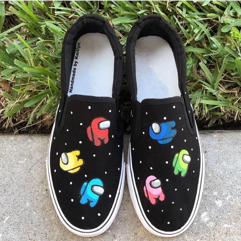 Among Us Shoes