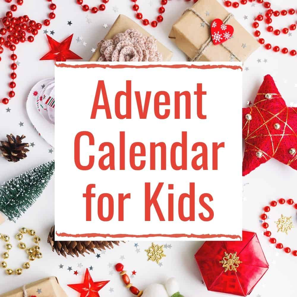 Kids Advent Calendar