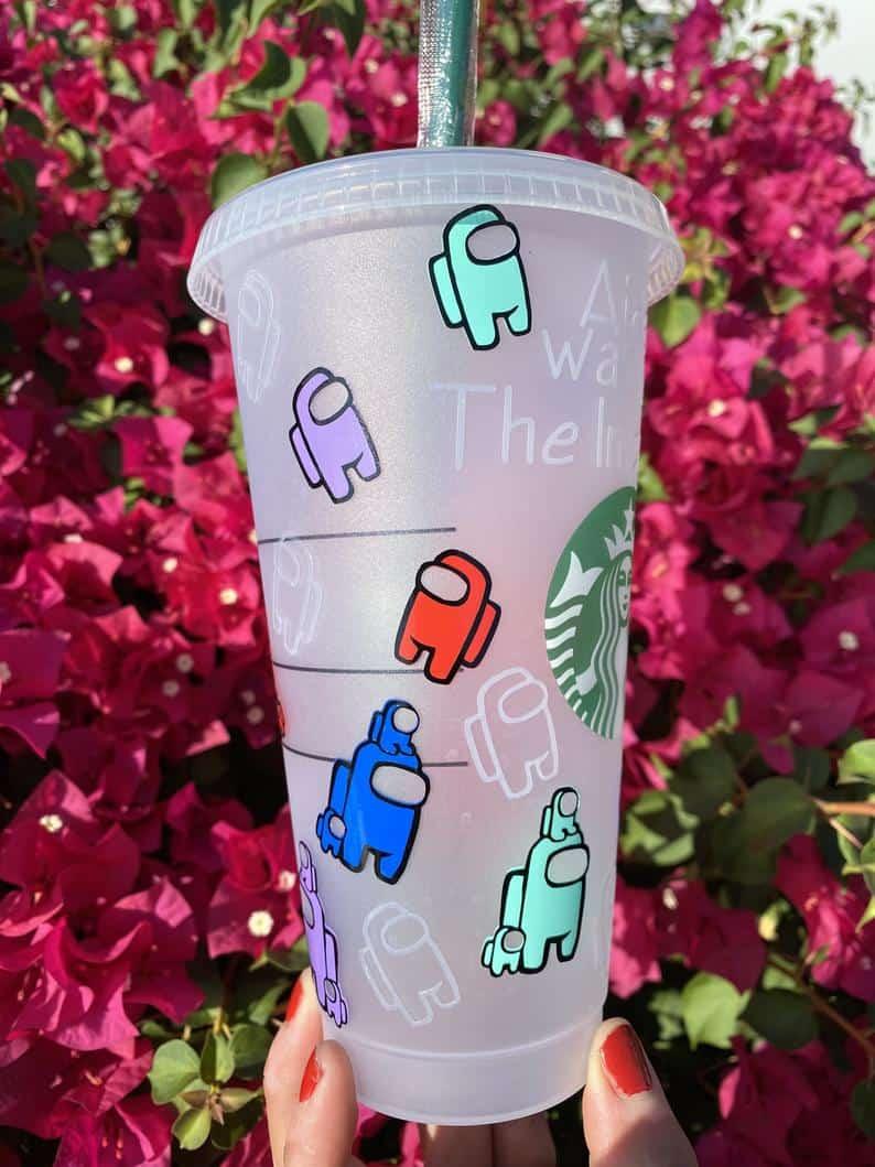 among us cup