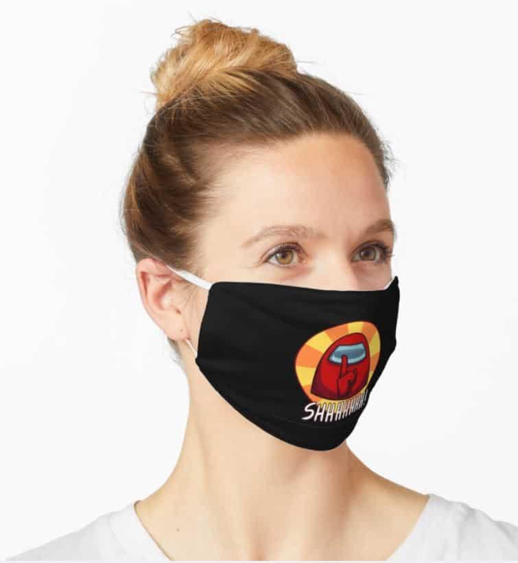 Among Us Mask