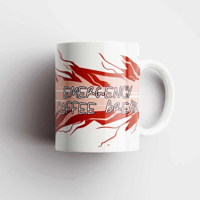 Among Us Mug