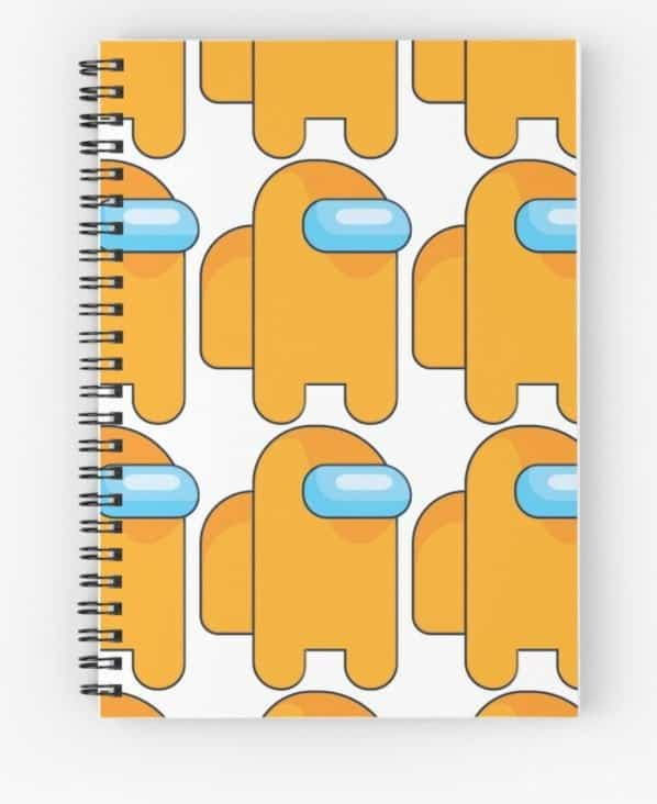 Among Us Notebook