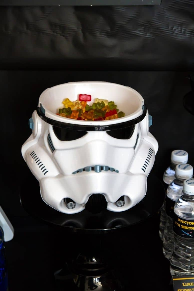 Party Ideas Star Wars - Star Wars Party Food