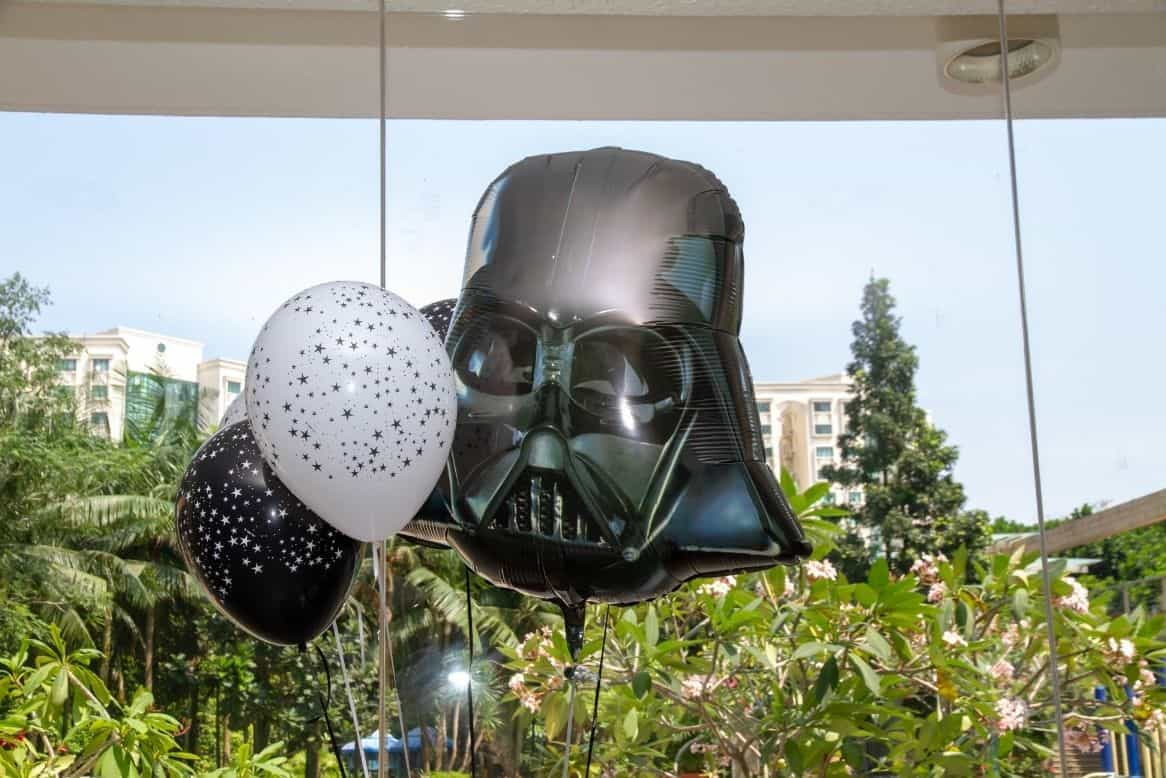 Star Wars Decorations