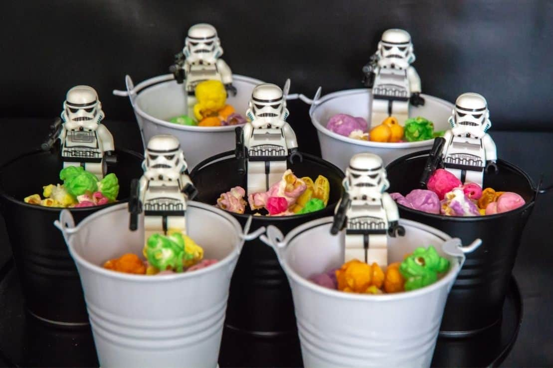 Star Wars Themed Food