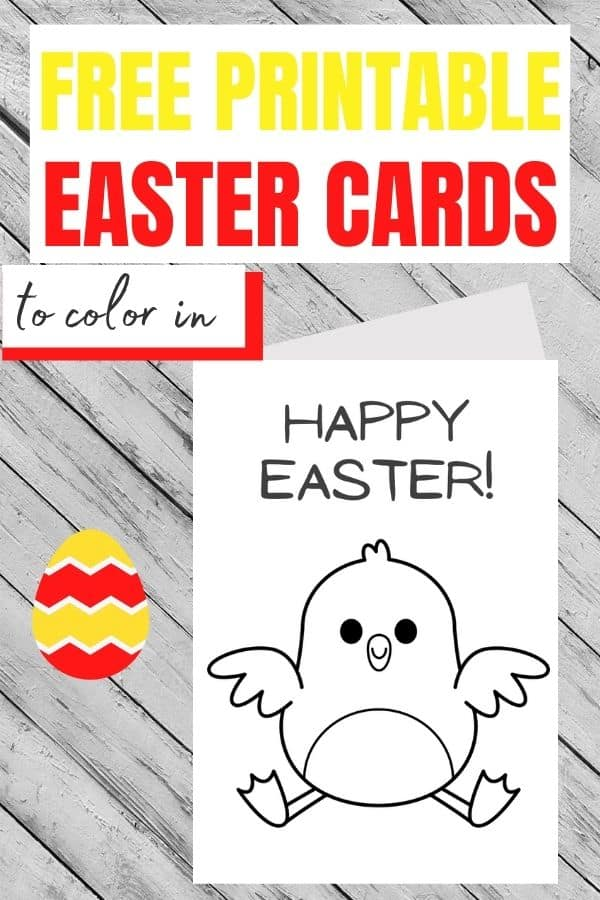 Easter homemade cards