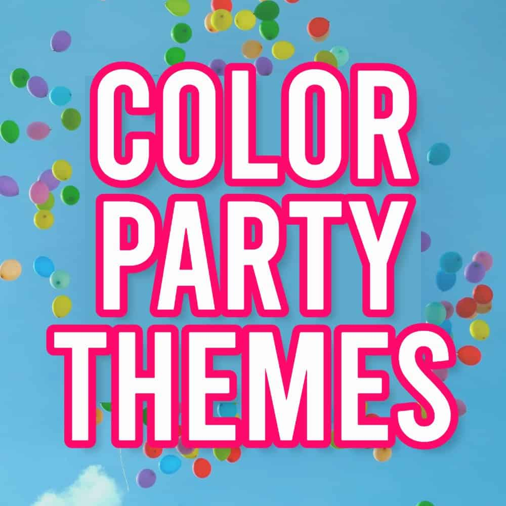 color party themes
