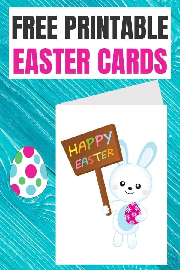 free printable Easter cards
