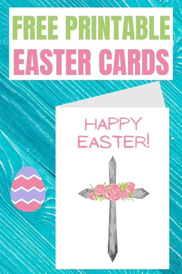 free printable religious Easter cards