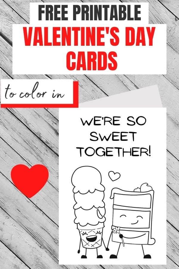 print free valentine cards