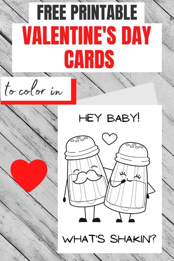 print free valentines cards