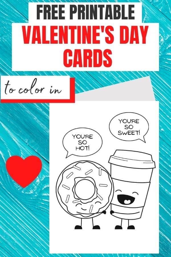 printable free valentine cards