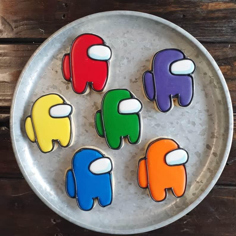 Among Us cookies