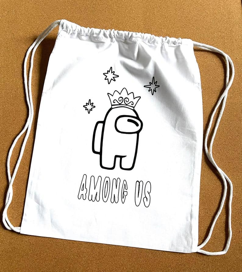 Among Us party bags